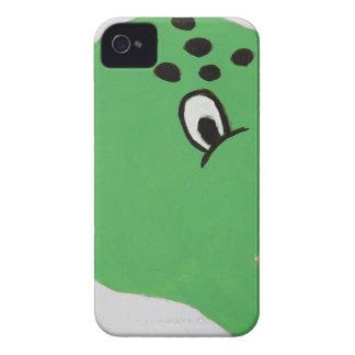 Design de travamento do olho moderno na moda capas para iPhone 4 Case-Mate