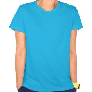 Design do abstrato de Nouveau da arte Tshirt
