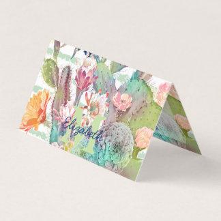 Design do cacto, o floral e das listras da