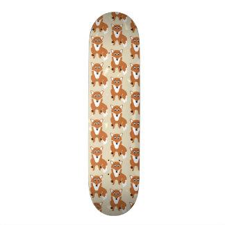 Design do Fox Shape De Skate 20cm