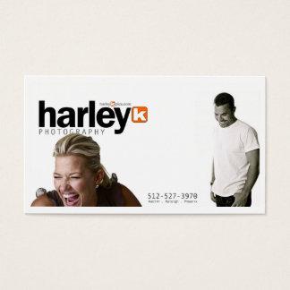design do harley do zazzle cartão de visitas