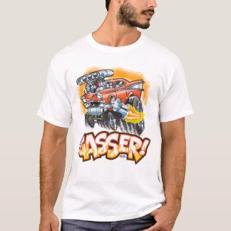 Design do hot rod de Gasser Camiseta