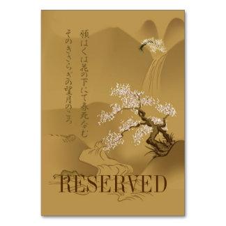 Design do japonês:: Sakura pelo estilo do sepia do