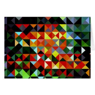 Design do mosaico por Admiro Cartão