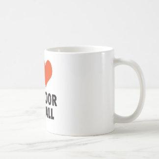 Design do Netball Caneca De Café