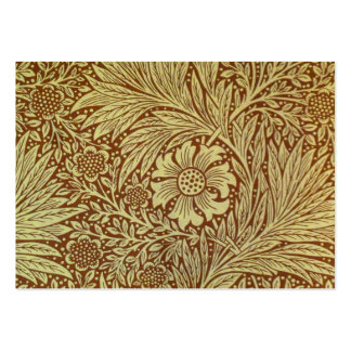 Design do papel de parede de William Morris do cra Cartões De Visitas
