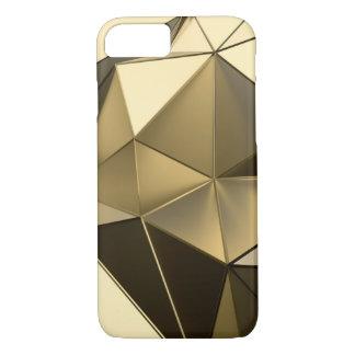design do polígono do ouro capa iPhone 7