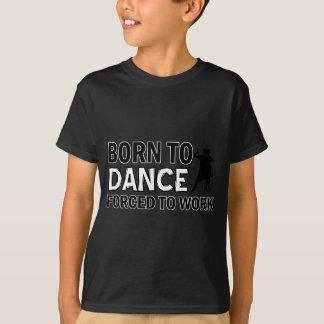 design do salão de baile camiseta