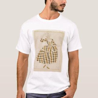 Design do traje para aquilégia, da Bela Adormecida Camiseta