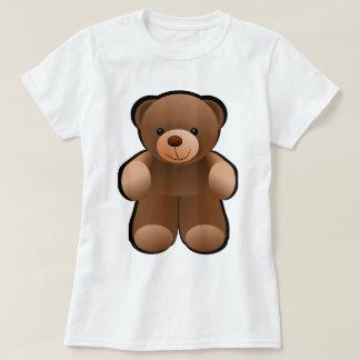 Design do urso de ursinho t-shirts