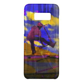 Design dos esportes das belas artes do capa Case-Mate samsung galaxy s8