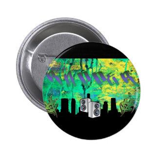 Design dos grafites do rapper botons