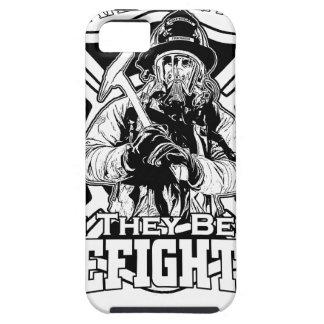 Design dos sapadores-bombeiros capa para iPhone 5