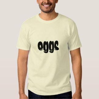 design eggy dos ovos t-shirt