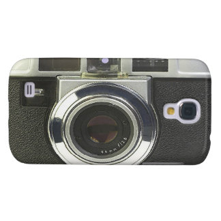 Design engraçado da câmera galaxy s4 cases