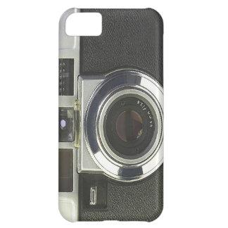 Design engraçado da câmera capa para iPhone 5C
