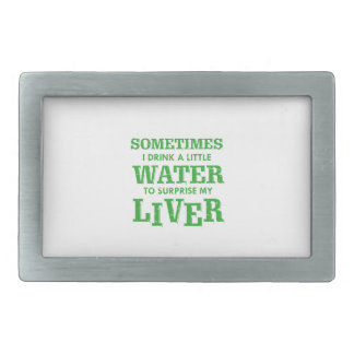 Design engraçado do fígado