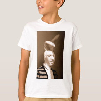 Design engraçado do playboy do vintage camiseta