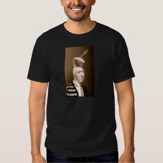 Design engraçado do playboy do vintage t-shirts