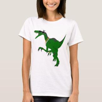 Design engraçado do Veloci-Rapper Camiseta