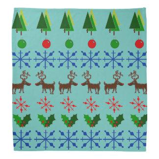 Design feio da camisola do Natal no Bandana