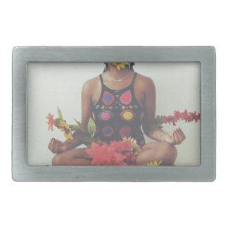 Design floral da meditação de Sha Davis
