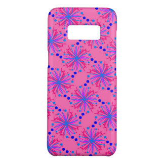 Design floral decorativo capa Case-Mate samsung galaxy s8