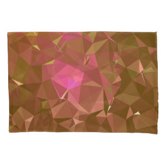Design geométrico abstrato de LoveGeo - cereja de