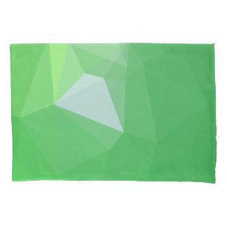 Design geométrico abstrato de LoveGeo - musgo do