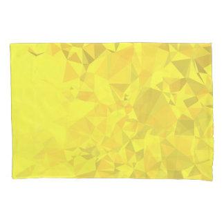 Design geométrico abstrato de LoveGeo - por do sol