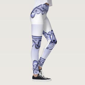 Design gráfico - 01 sem emenda pretos brancos leggings