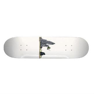 Design gráfico 1 da imagem dos bonsais de Penjing Skate