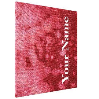 Design lavado #10 da sarja de Nimes em Emporio Impressão Em Tela