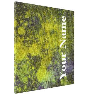 Design lavado 11 da sarja de Nimes em Emporio Mof Impressão De Canvas Envolvidas
