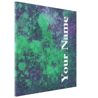Design lavado 2 da sarja de Nimes em Emporio Moff Impressão Em Tela Canvas