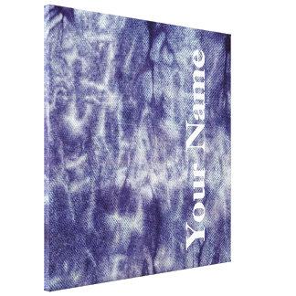 Design lavado #6 da sarja de Nimes em Emporio Moff Impressão Em Tela