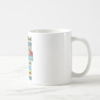 design legal bonito da mistura caneca de café