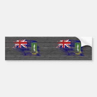 Design legal da bandeira de Britisher Adesivo