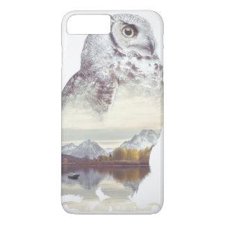 design legal da coruja em capas de iphone
