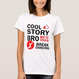 Design legal da dança de ruptura camiseta