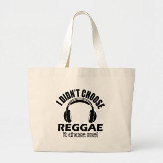 Design legal da reggae bolsas