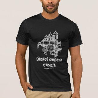 Design legal das camisetas engraçadas do motor