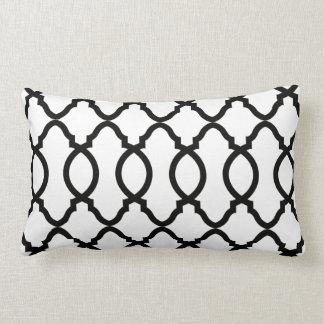 Design marroquino na moda da treliça do decorador travesseiro de decoração