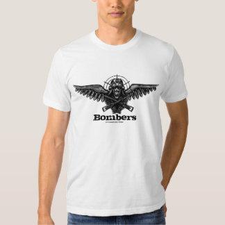 Design militar legal do t-shirt do crânio do