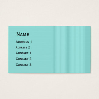 Design moderno bonito das listras cartão de visitas