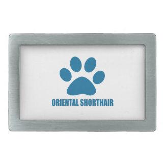 DESIGN ORIENTAL DO CAT DE SHORTHAIR