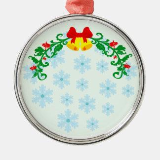 design oriental dos enfeites de natal