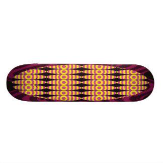 Design original shape de skate 21,6cm