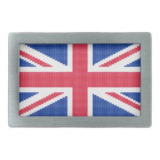 Design original Union Jack do ponto de cruz