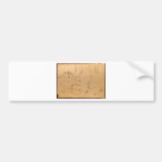 Design para uma máquina de vôo adesivo